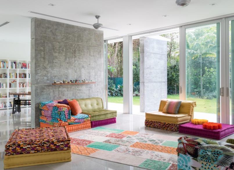 Den A Living Room